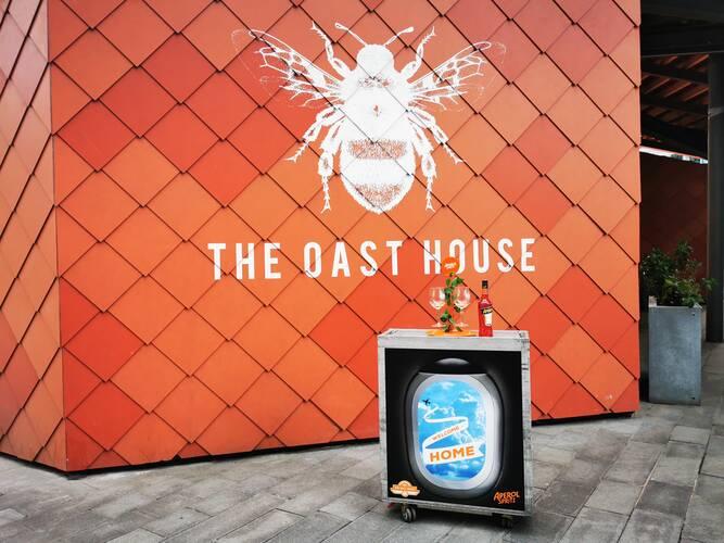 Enjoy an Aperol-iday at The Oast House
