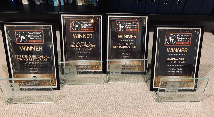 NWTC Feasts On Four Awards at Casual Dining 2019