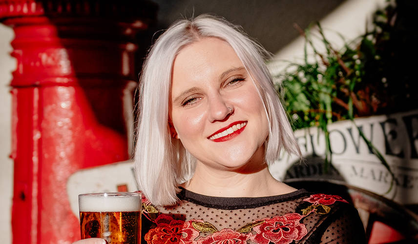 Pearls of Wisdom from our Beer Guru: Lauren Soderberg