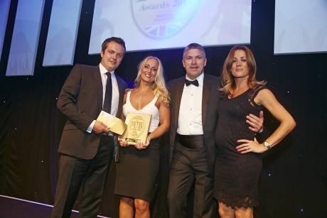 Leeds Bar Team Wins Top National Award