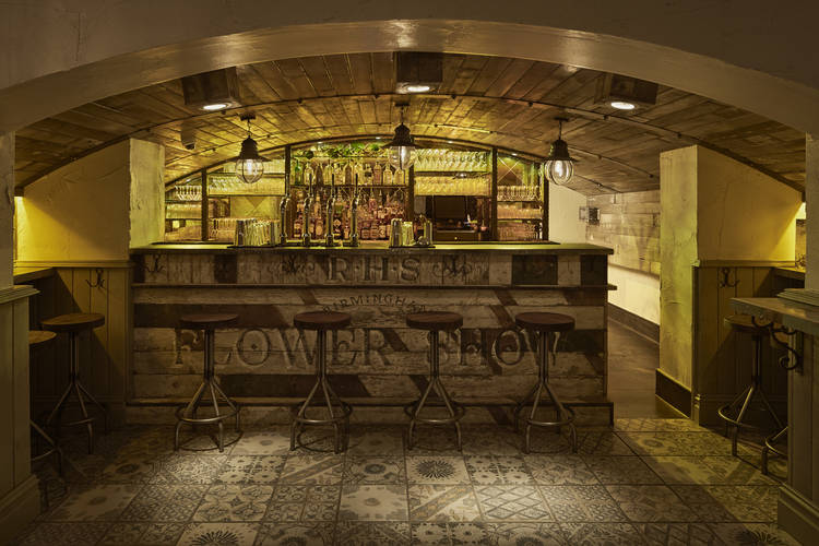First Look At The Plant Rooms – A New Basement Bar In Birmingham