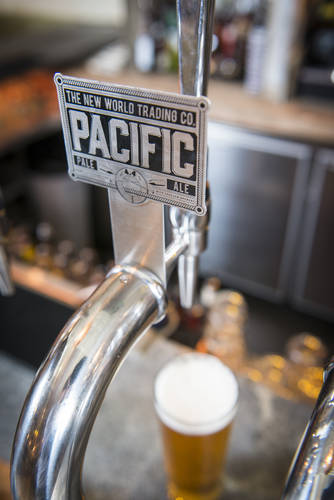 A Tale of Two Ales; Passionate Blonde and Pacific Pale Ale