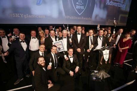 Publican Awards: Two Wins for The New World Trading Company